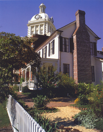 Photo of the Rogers House, Madison, Georgia